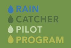 rain catcher pilot program footer logo